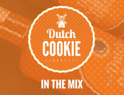 Shot Dutch Cookie